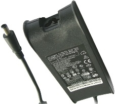 9T215 AC ADAPTER SERIES PPP0091 19.5VDC 3.34A USED 1x5x7.2x12.7