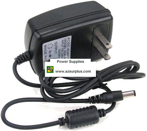Replacement AC DC Adapter 9V 2A Switching Power supply