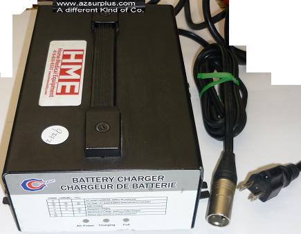 CUPLIGHT OEM2408A 27VDC 8A HOME MEDICAL USED CHARGER