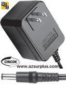 Cincon TR25120 AC ADAPTER 12VDC 2.1A -(+) 2.5x5.5mm Used 100-240