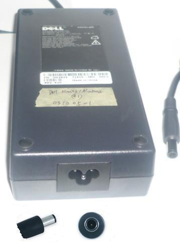 DELL PA-1151-06D AC ADAPTER 19.5VDC 7.7A USED -(+) 1x4.8x7.5mm I