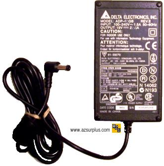 DELTA ADP-45GB AC ADAPTER 22.5 - 18VDC 2 - 2.5A POWER SUPPLY