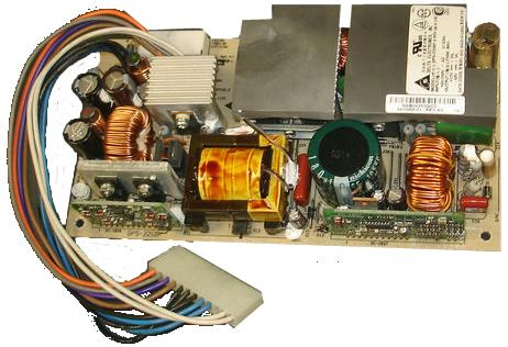 DELTA ELECTRONICS DPS-225BP A PSU PCB OPEN FRAME BOARD 216W +12V