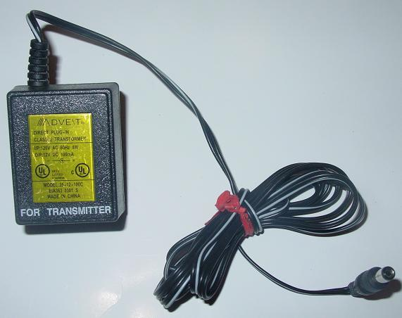 DVE DSA-03-01-05 AC Adapter 5V 4.0A Linear Power Supply Transfor