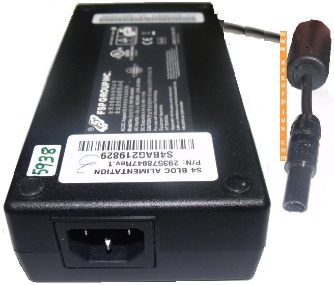 FSP GROUP INC FSP180-AAAN1 AC ADAPTER 24VDC 7.5A LOTO Power Supp