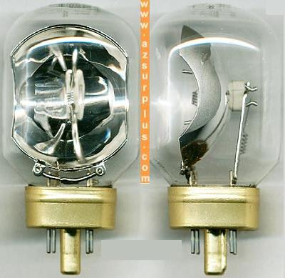 GE DJL 120Vac 150W Projection LAMP one BULB for Movie and Still