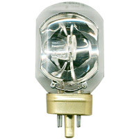 GE DEF 21V 150W PROJECTION LAMP 4-PIN BASE Bulb for Projectors