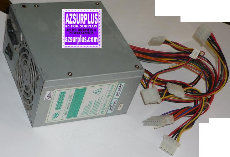 HIGH POWER HPS-300-101 SWITCHING POWER SUPPLY USED 300W +3.3V 16