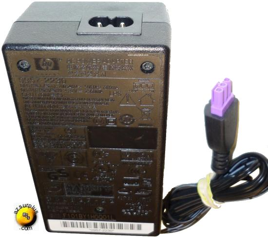 HP 0957-2230 AC ADAPTER 32VDC 1560mA Liteon 0957-2105