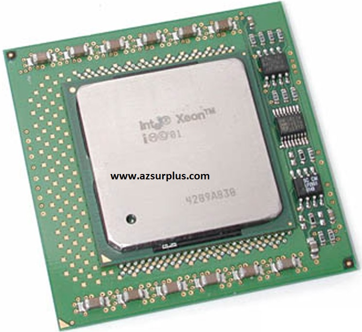 Intel SL6EM Xeon 2GHz 400MHz Processor Used Condition: Used pu