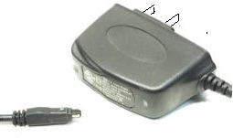 LEI MU03-W052055-A1 AC ADAPTER 5.2VDC 550mA USED PHONE CONNECTOR