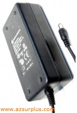 LEI NU70-1120520-11 AC ADAPTER 12Vdc 5.2A -(+) Used 2x5.5mm 100-
