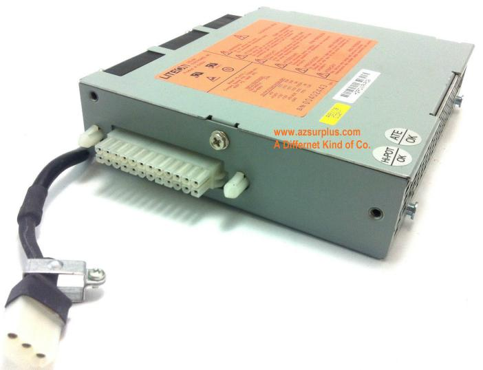 Liteon PS-6191-1 Used Power Supply 190W ATX 24pin H2POWR-R09 173