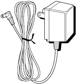 MP INTERNATIONAL W35D-H300-5/1 AC ADAPTER 9V 300mA -(+)- DIRECT