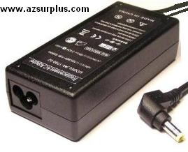 REPLACEMENT ST-C-070-19000342CT AC ADAPTER 19VDC 3.42A Used 2.6