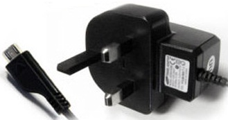 SAMSUNG ATADU10UBE AC TRAVEL ADAPTER 5VDC 0.7A USED POWER SUPPLY - Click Image to Close