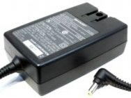 SHARP EA-58A AC ADAPTER 5VDC 2A USED 1.6x4x10mm 90 DEGREE RIGHT