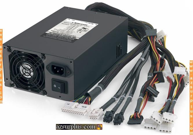PC POWER & COOLING SILENCER 610 EPS12 ATX 24PIN 80MM POWER SUPPL