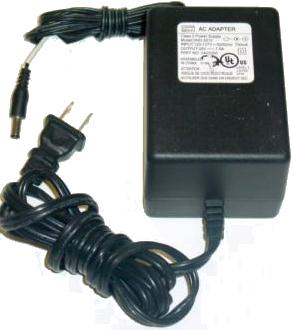 SKYNET DND-3012 AC ADAPTER 30VDC 1A USED -(+)- 2.5x5.5mm 120vac