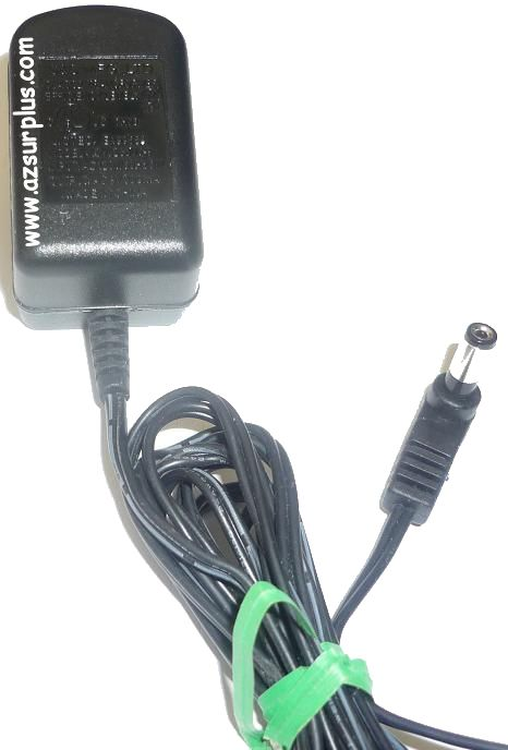 S&S MFG.LTD U28300-9 AC ADAPTER 9VAC 300mA USED ~(~) 2x5.5mm 90°