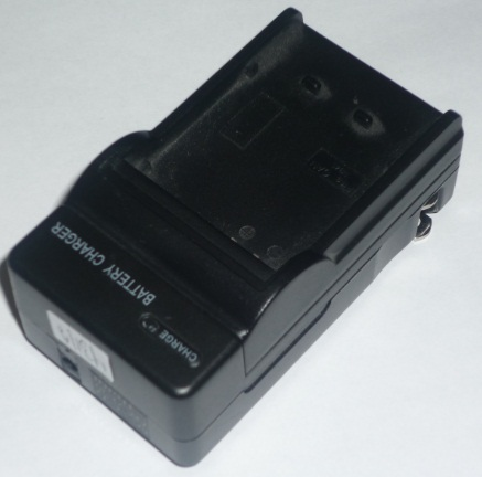 VIDEO DIGITIAL CAMERA TRAVEL BATTERY CHARGER