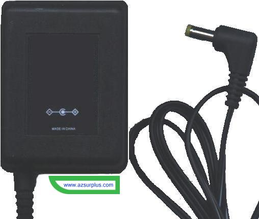 THOMSON 5-2596 AC ADAPTER 9VDC 500mA 8W CLASS 2 POWER SUPPLY