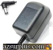 UNIDEN AD-310 AC ADAPTER 9VDC 210mA -(+) 2x5.5mm Used 120vac 6.5