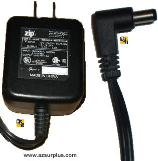 ZIP ADP05F-US AC ADAPTER 5VDC 1A Switching POWER SUPPLY