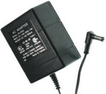 AD-9500 AC ADAPTER 10V DC 500mA -(+)- 2x5.4mm° Used 2 x 5.4 x 9.