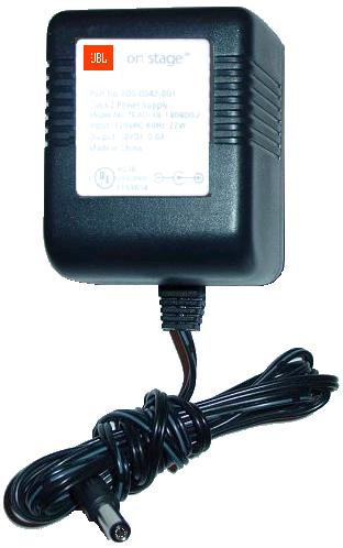 JBL TEAD-48-180800U AC DC ADAPTER 18V 0.8A ON STAGE Replacement