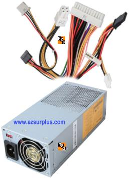 Bestec FLX-250F1-L HP 375496-002 DX5150 DX5150S POWER SUPPLY SFF