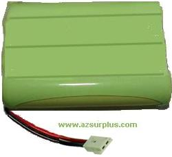 BP 44AAA700*3 Replacement Battery NimH AAA 3.6V For Summer 02320