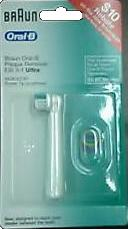 Braun EBI 9-1 Ultra Oral -B Plaque Remover Rotary Brush f D-7011