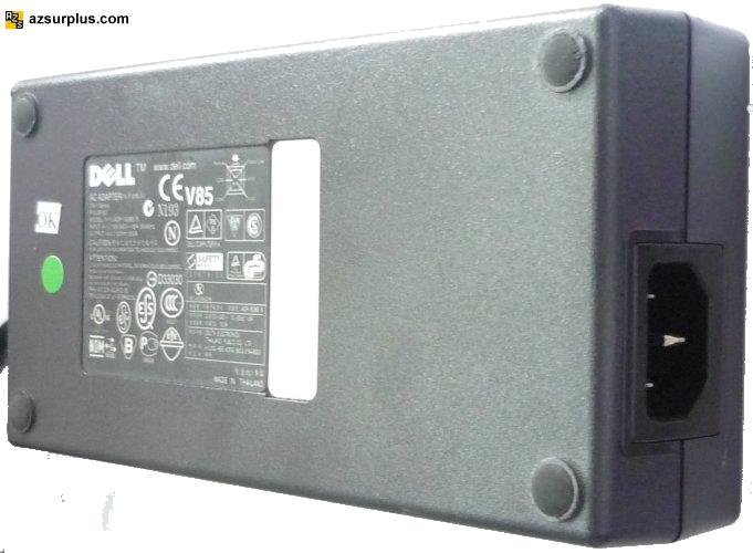 DELL ADP-150BB SERIES DA-1 AC ADAPTER 12V 12.5A USED 4PIN RECTE