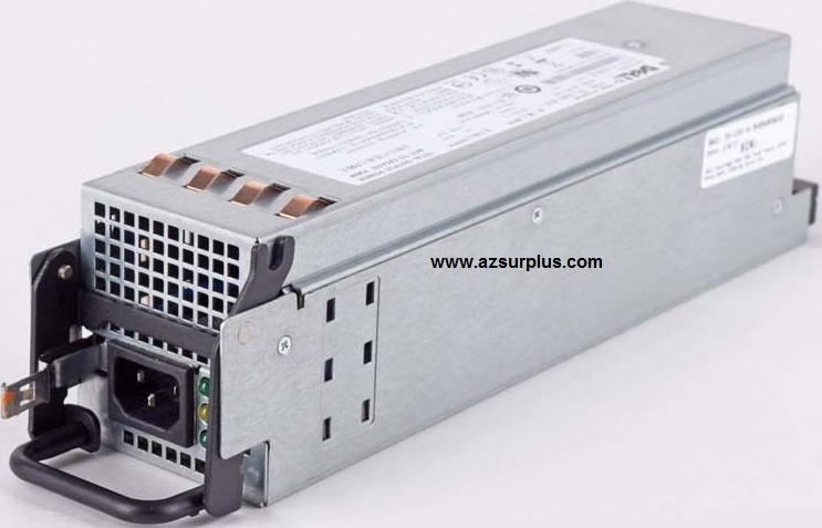 Dell 7001072-y000 power supply 12vdc 62.4A Used poweredge 2950 z