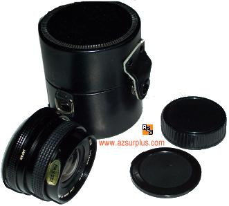 FORMULA 5 49MM F2.8MM AUTOMATIC COMPACT LENS FOR NIKON CAMERA