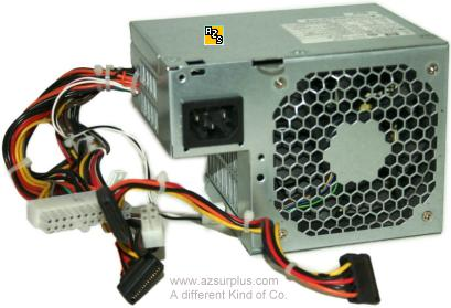 HP API5PC2 240W Switching Power Supply Used for DC5750 Desktop