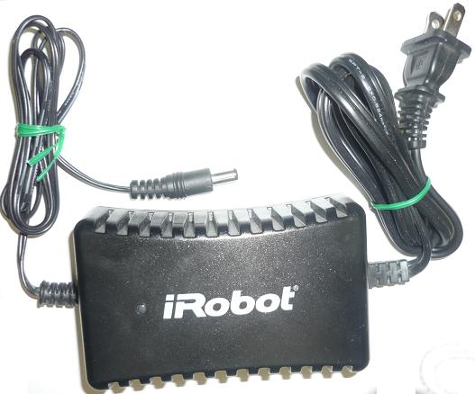 iROBOT L10558 AC ADAPTER 22VDC 0.75A USED -(+) 2.5x5.5mm ROUND B