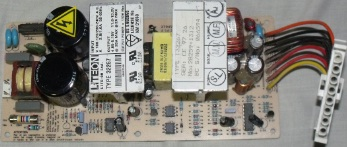 LITEONE 32267 Open Frame Bare PCB Power supply