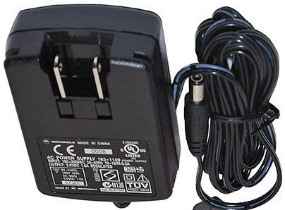 MOTOROLA 163-1149 TRAVEL CHARGER 5VDC 1A AC POWER SUPPLY