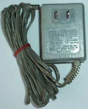 NORTEL T41160250A10C AC ADAPTER 16VAC 250mA ~(~) 2.5x5.5mm Used
