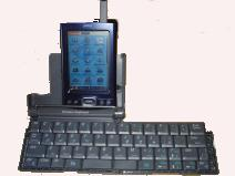 PALM TX HANDHELD PDA WI-FI BLETOOTH WIRELESS KEYBOARD World Trav