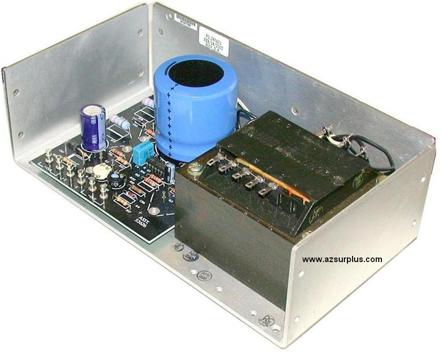 POWER-ONE HD28-4-A POWER SUPPLY 28VDC 4A Securitron open frame